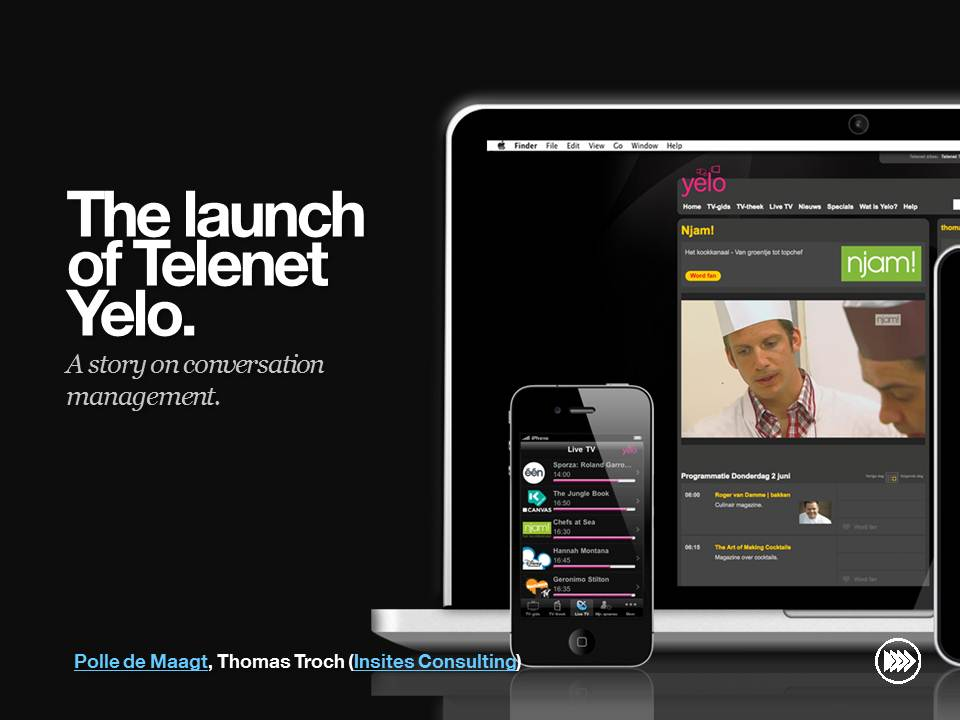 Telenet Yelo Launch