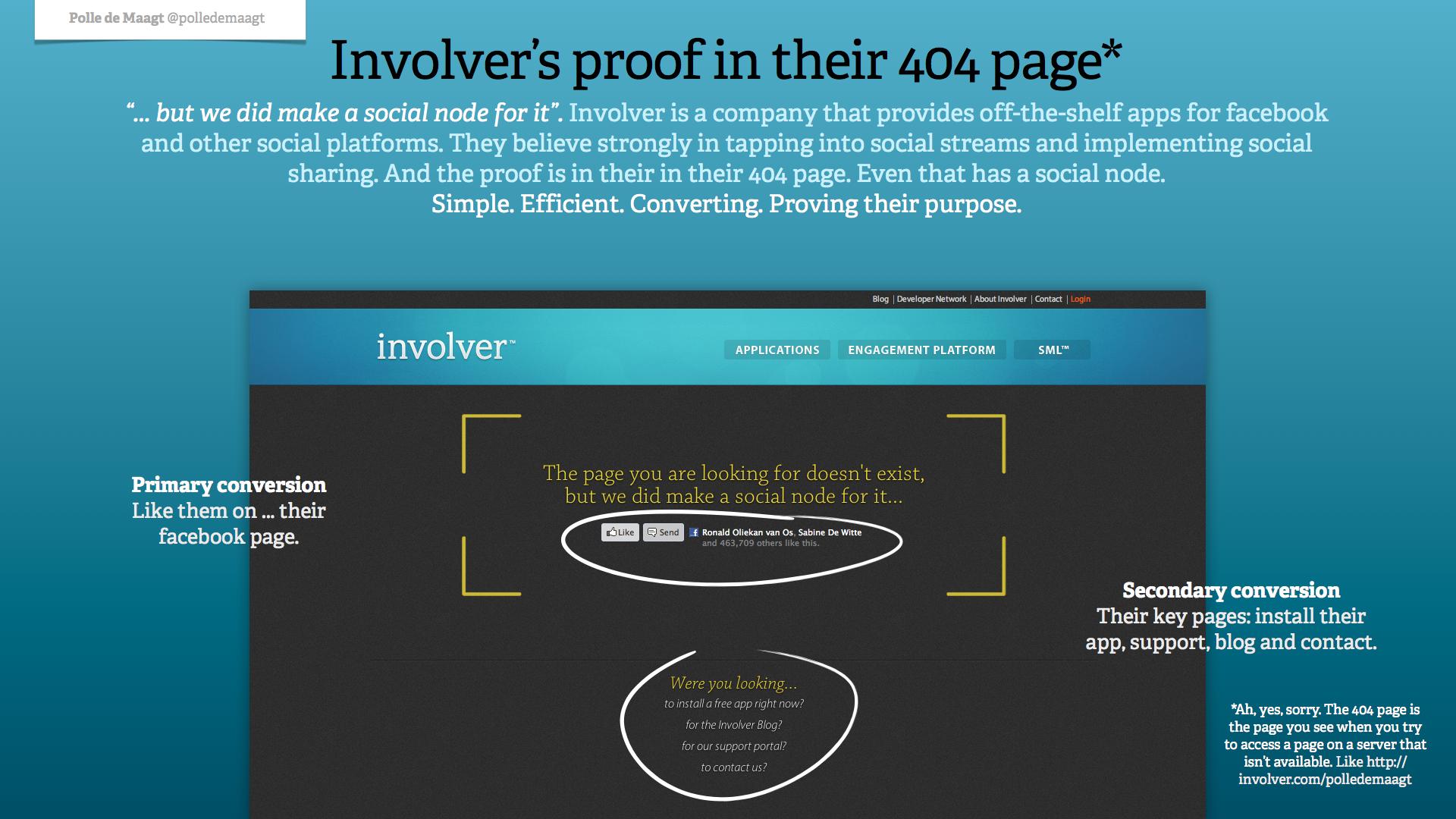 Involver 404