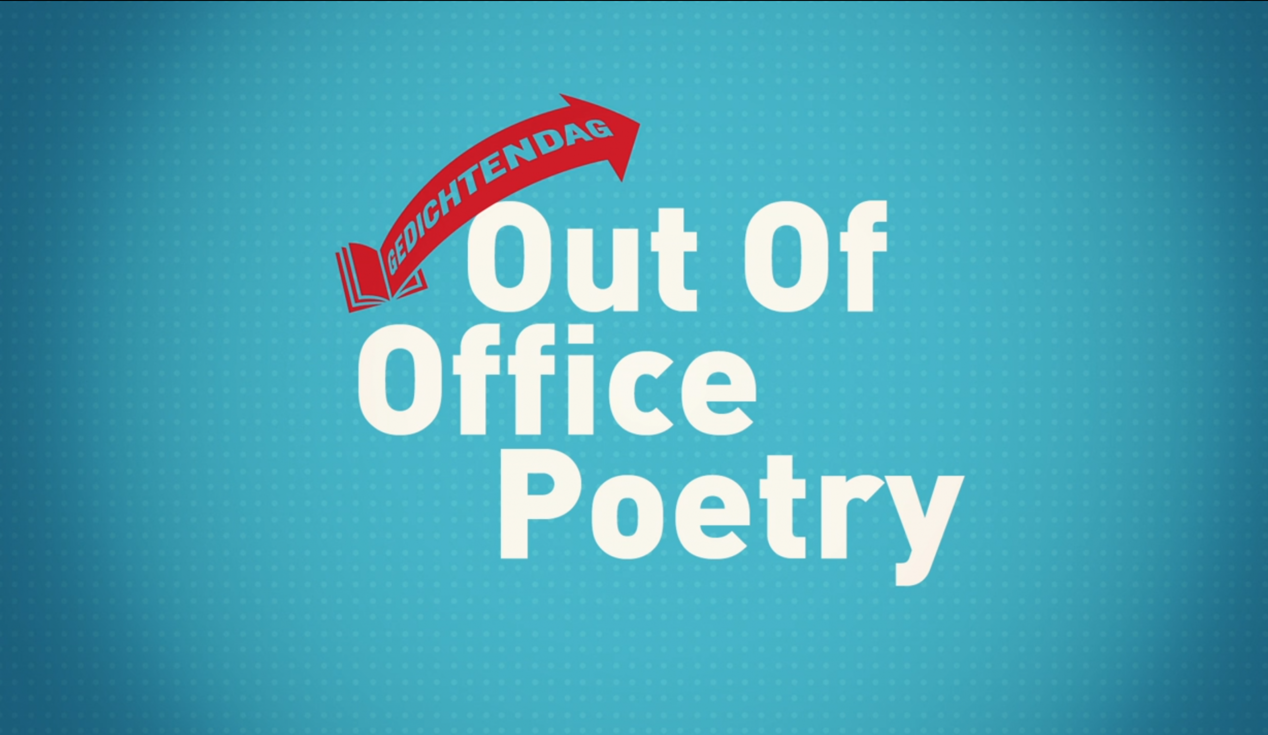 Out of office poetry