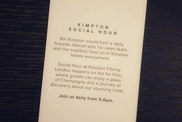 Kimpton Social Hour