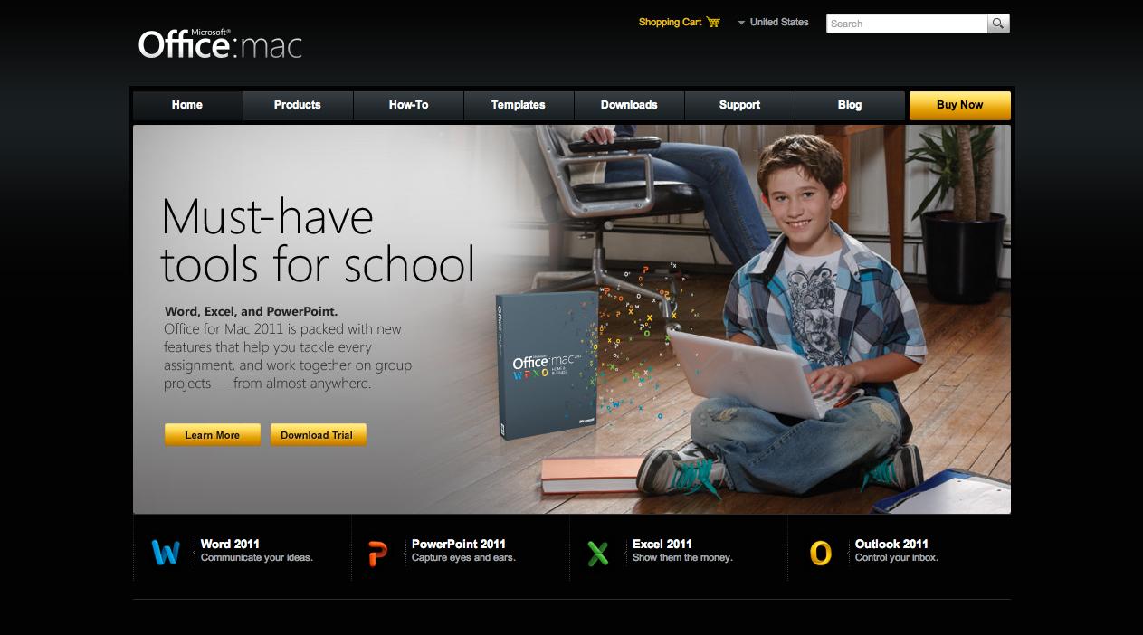 Microsoft for Mac