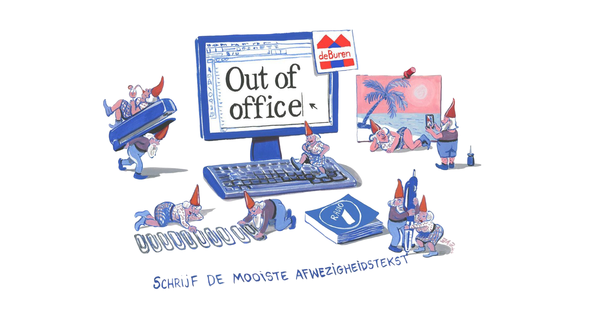 Out of office Radio1